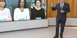 Chico Pinheiro - Reprodução/TV Globo