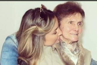 Claudia Leitte e Dona Lurdes - Reprodução/Instagram