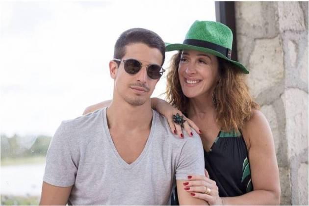 Claudia Raia e Enzo Celulari / Reprodução: Instagram