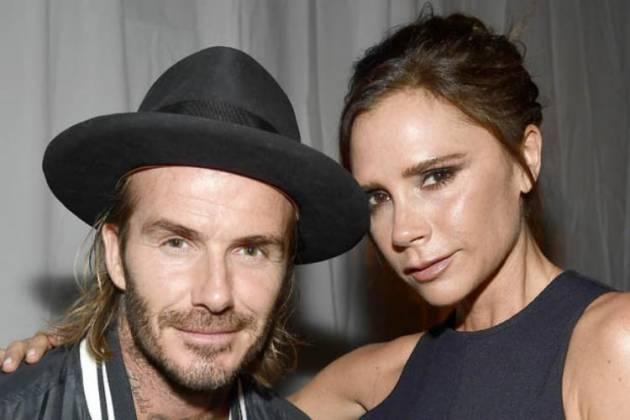 David Beckham e Victoria Beckham - Reprodução/Instagram
