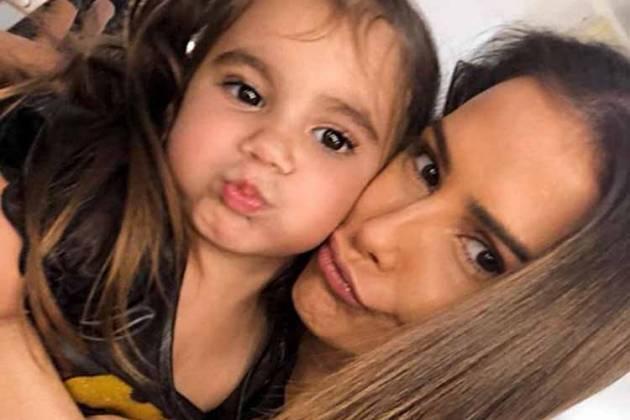 Deborah Secco e a filha Maria Flor - Reprodução/Instagram