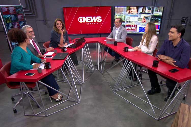 Programa Estudio i - Reprodução/Globo News