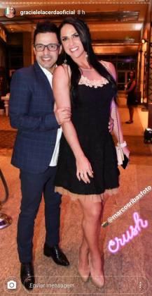 Zezé e Graciele Lacerda / Instagram: storie
