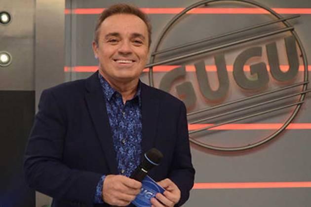 Gugu Liberato - Reprodução/TV Record