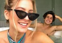 Hanna Romanazzi e Daniel Rangel - Reprodução/Instagram
