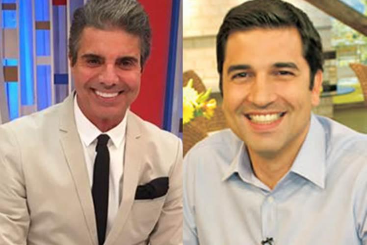 Barraco na RedeTV!; Edu Guedes e João Kleber estão em pé de guerra
