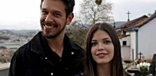 João Vicente de Castro e Vitória Strada