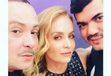 Juliano, Angélica e Zuel / Reprodução: Instagram