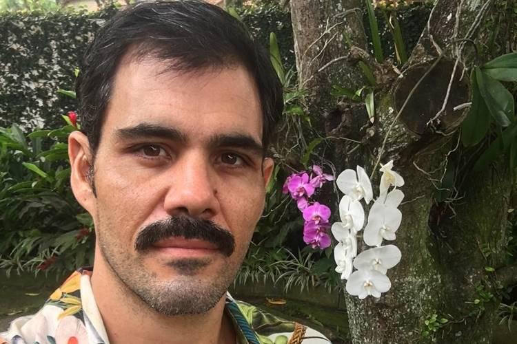 Juliano Cazarré anuncia que será pai pela terceira vez