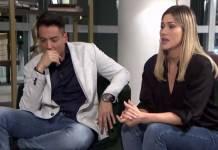 Leo Dias e Lívia Andrade - Reprodução/SBT