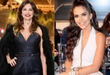 Luciana Gimenez e Daniela Albuquerque - Reprodução/Instagram