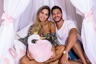 Mayra Cardi e Arthur Aguiar / Reprodução: Instagram