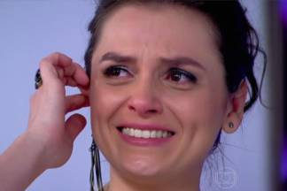 Monica Iozzi - Reprodução/TV Globo