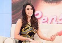 Nadja Haddad (Andrea Dallevo/ RedeTV!)