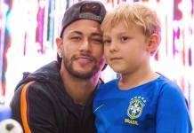 Neymar - Reprodução/Instagram