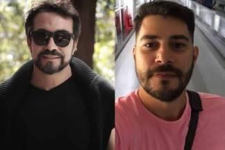 Padre Fábio de Melo e Evaristo Costa - Reprodução/Instagram