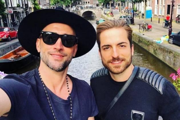 Paulo Gustavo e Thales Bretas - Reprodução/Instagram
