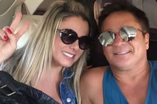 Poliana Rocha e Leonardo - Reprodução/Instagram