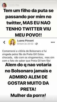 Post - Luana Piovani/Instagram