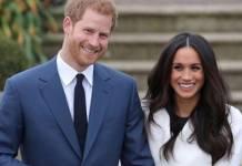 Principe Harry e Meghen Markle - Reprodução/Instagram