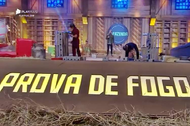 A Fazenda 10: Veja qual grupo venceu a quarta Prova de Fogo