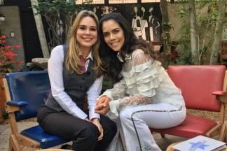 Rachel Sheherazade e Dani Albuquerque (Divulgação/RedeTV!)