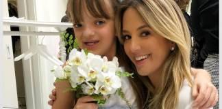 Rafaella Justus e Ticiane Pinheiro