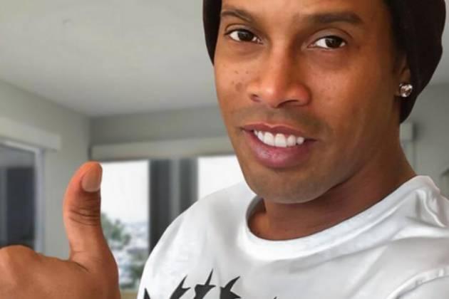 Ronaldinho Gaúcho - Reprodução/Instagram