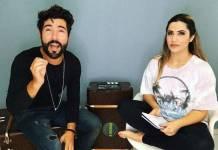 Sandro Pedroso e Jéssica Costa/Youtube