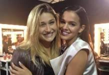 Sasha e Bruna Marquezine - Reprodução/Instagram