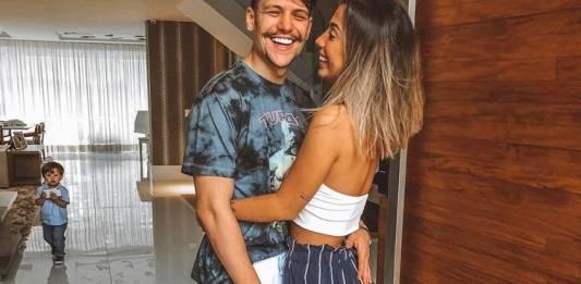 Saulo Poncio e Gabi Brandt/Reprodução: Instagram