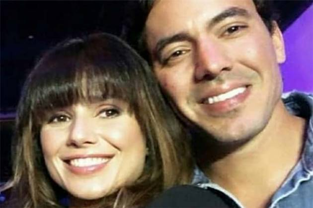 Paula Fernandes e Gustavo Lyra/Instagram