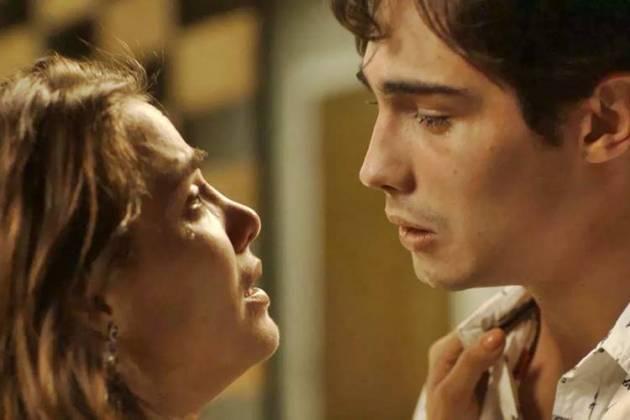 Segundo Sol - Rosa e Valentim (Reprodução/TV Globo)