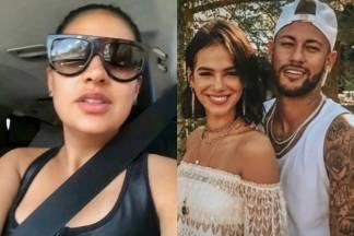 Simone, Bruna Marquezine e Neymar - Reprodução/Instagram