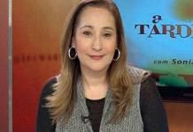 Sonia Abrão - Reprodução/Rede TV