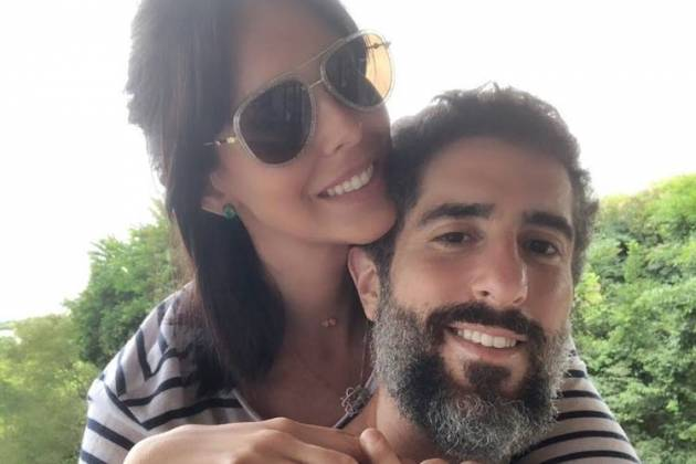 Suzana Gullo e Marcos Mion/Instagram