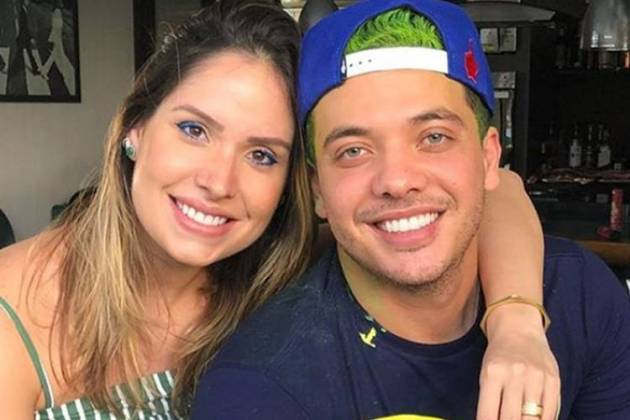 Thyane Dantas e Wesley Safadão/Instagram
