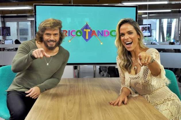 Tricotando - Franklin David e Ligia Mendes (Divulgação/RedeTV!)