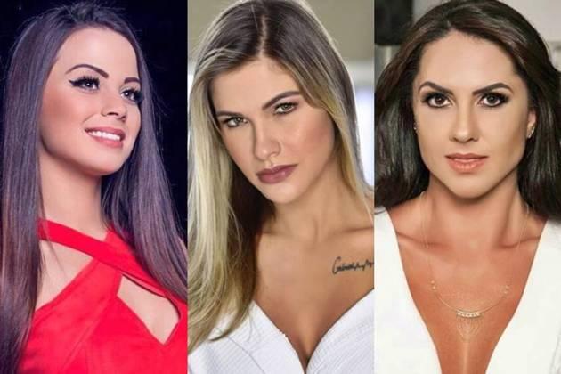 Victoria Villarim - Andressa Suita - Graciele Lacerda/Instagram