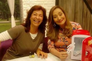 Vida Vlatt e Sonia Abrão - Reprodução/Instagram