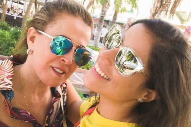 Zilu e Camilla Camargo/Instagram