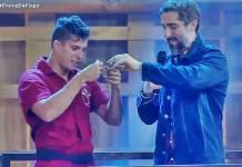 A Fazenda 10 - Felipe Sertanejo vence a Prova de Fogo Especial (Reprodução/Record TV)
