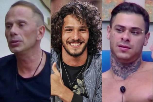A Fazenda 10 - Rafael - João e Leo (Reprodução/Record TV)