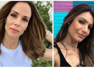 Ana Furtado e Patrícia Poeta (Foto: montagem/Instagram)