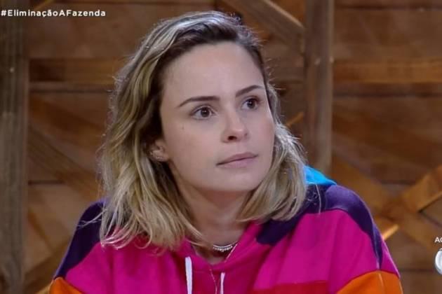 Ana Paula Renault (Foto: reprodução RecordTV)