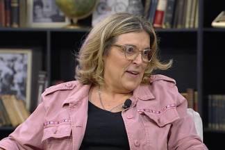 Barbara Gancia (Divulgação/RedeTV!)