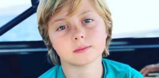 Benicio - Filho Angélica e Luciano Huck/Instagram