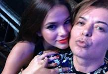 Bruna Marquezine e David Brazil - Reprodução/Instagram