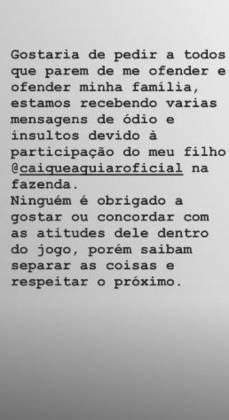 Carlinhos Aguiar Stories - Instagram