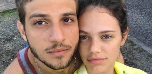 Chay Suede e Laura Neiva